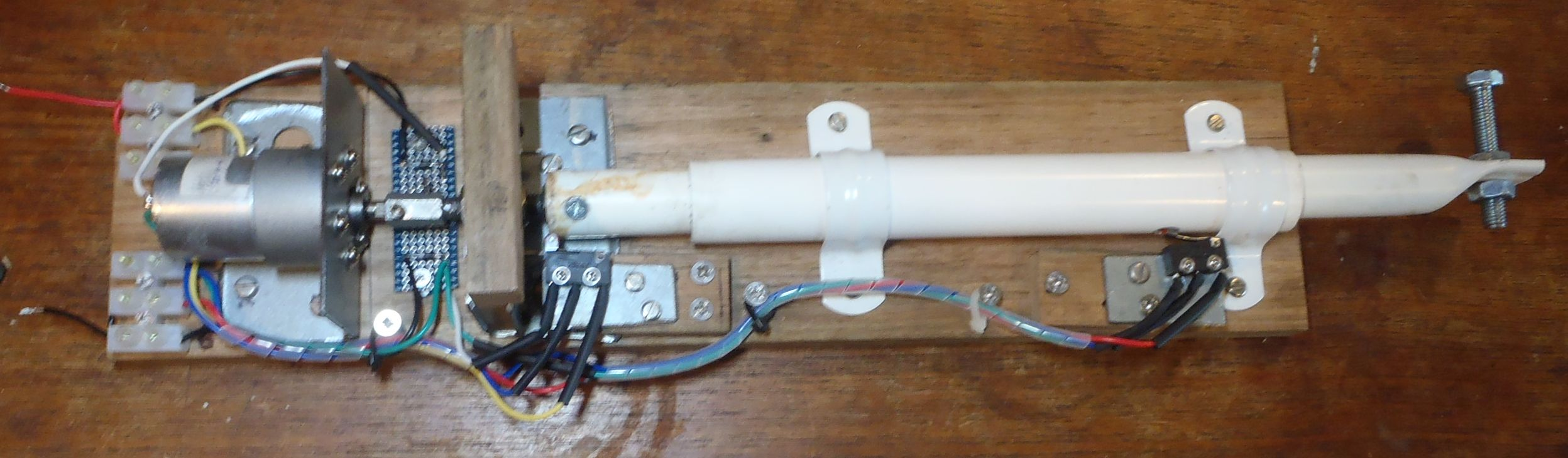 Picture of DIY Linear Actuator