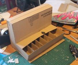 Cardboard Money Sorting Device