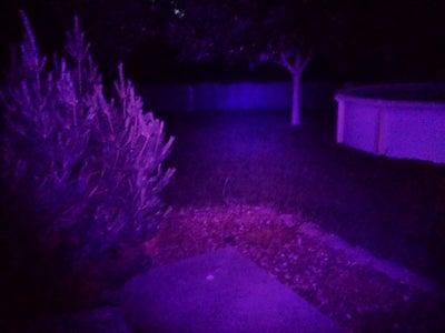 Cree Flashlight Color Change