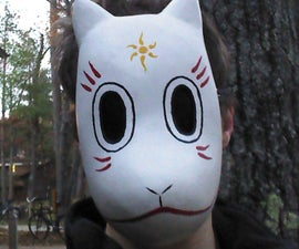 Make a Professional Quality Mask for $15 (and a lot of elbow grease)