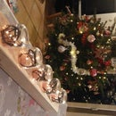 Christmas Light Table Decoration