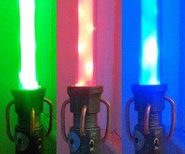 Battle Ready Lightsaber