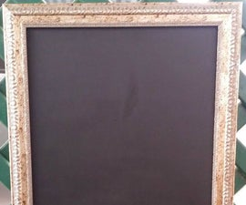 Picture Frame Blackboards