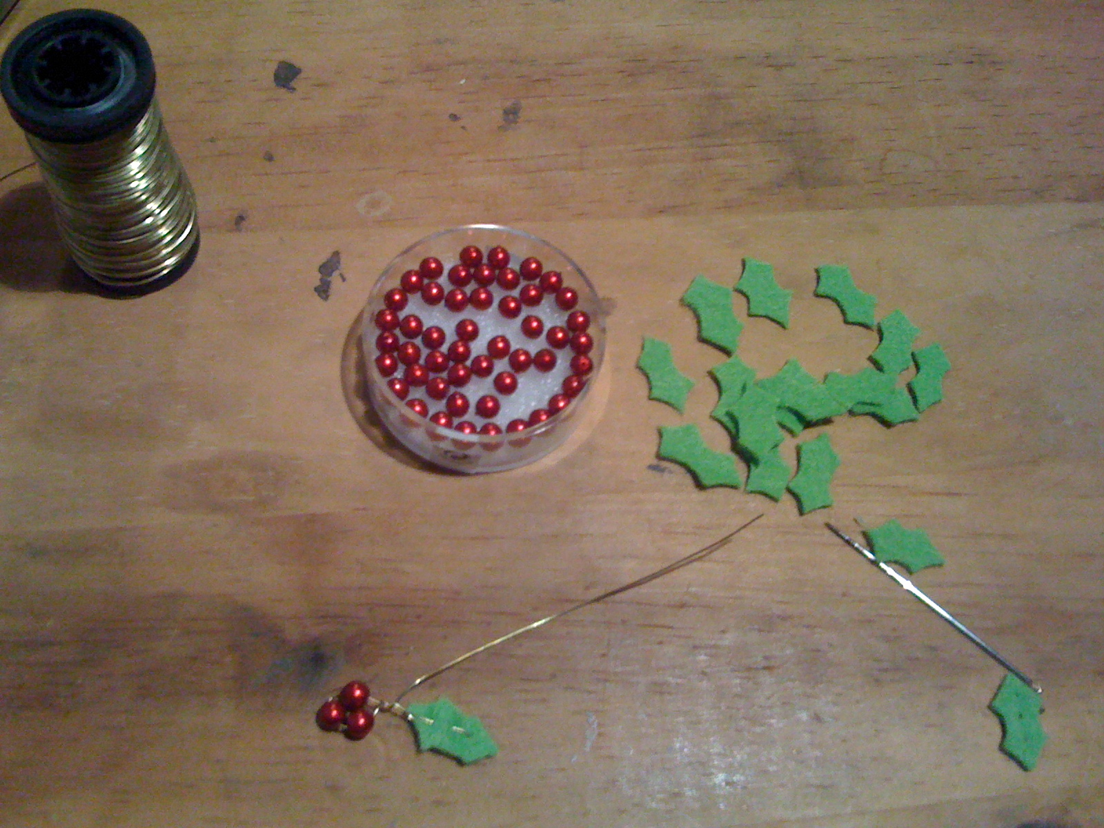 Picture of Make the Holly