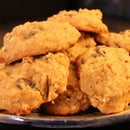 Delicious Gluten-Free/Vegan Pumpkin Chocolate Chip Cookies