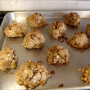 The World's Finest Pecan, Oatmeal, Chocolate, Double Coconut Cookies