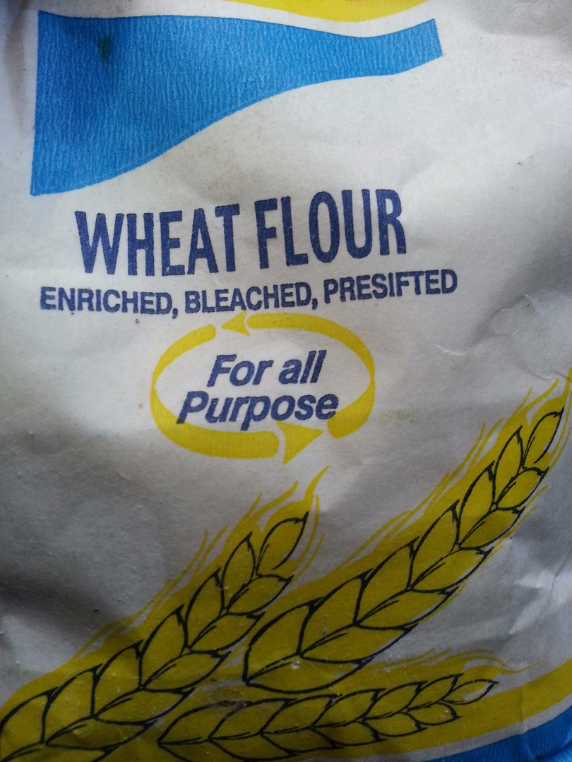Picture of You Can Use Wheat Flower or Glue