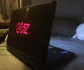 laptop lid mod