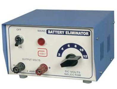 Battery Eliminator With Voltage Regulator (2,4,6,8,10,12)