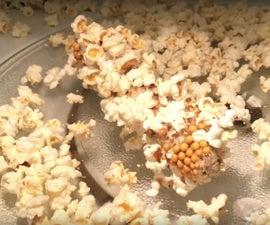 3 Minute Popcorn on a Cob