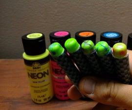 nerf paint dart