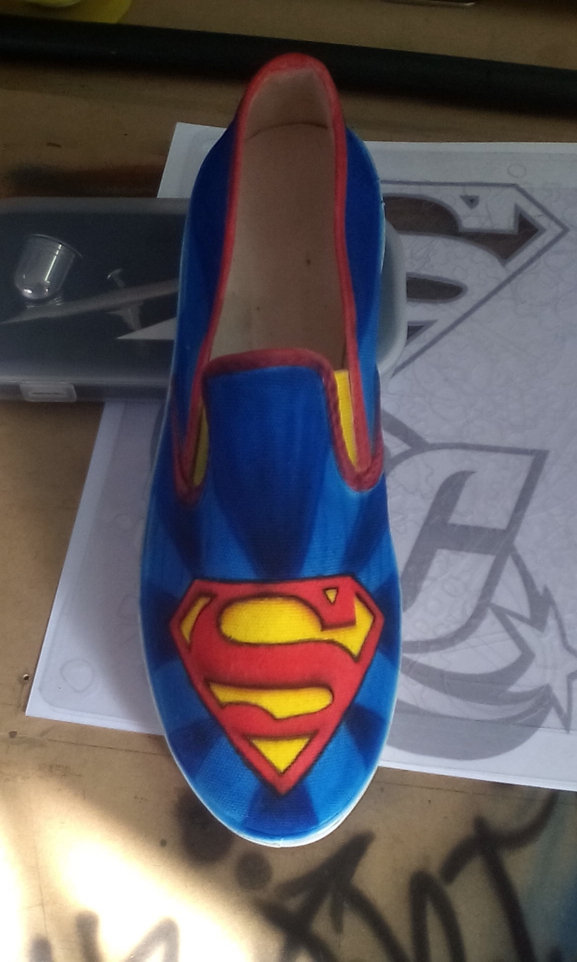 Picture of Superman