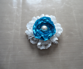 How To Make a Fabric Flower