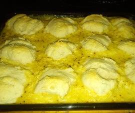 Chicken Biscuit Bake