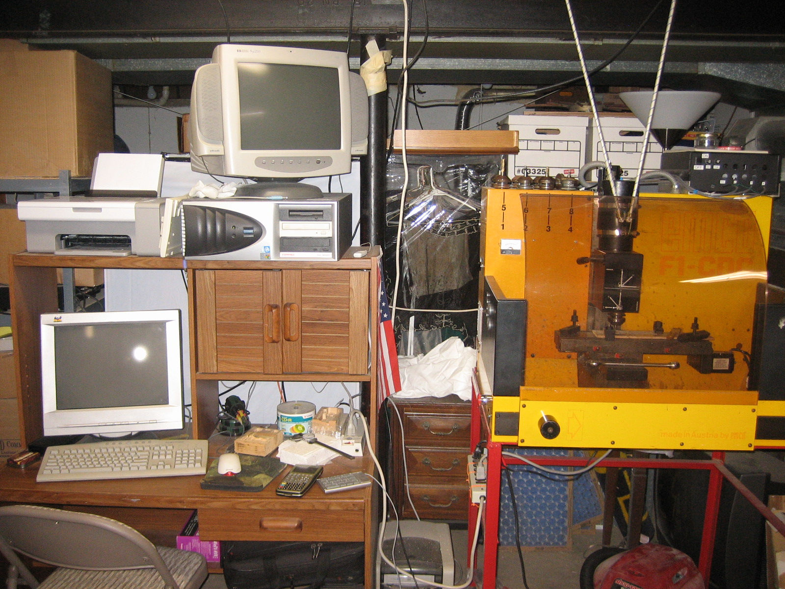 Picture of My Basement Lair