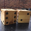 How to Make Wooden Dice