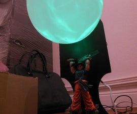 Genkidama RGB Lamp