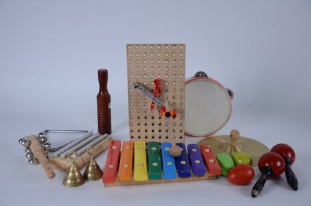 Musical Instruments and Other Materials to Collect