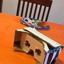 DIY Google Cardboard (For Under One Dollar!!)