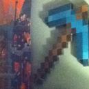 Minecraft Diamond/Iron Pickaxe