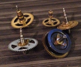 Clockwork tops