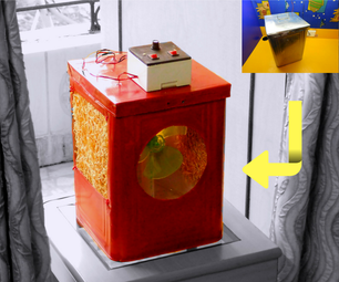 Portable Evaporative Room Cooler
