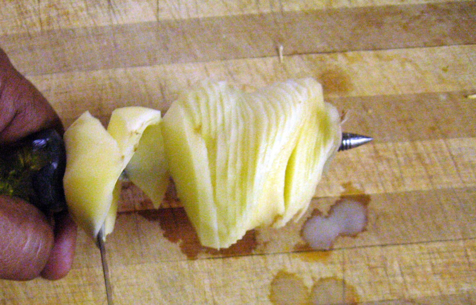 Picture of Cutting Potato