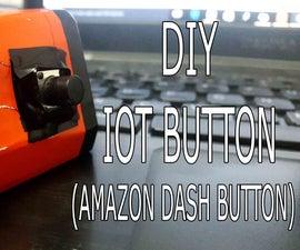 DIY IoT Button(Amazon Dash Button)