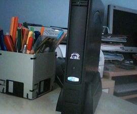 Converting a Thinclient Into a Desktop Computer