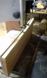 Resaw and Plane
