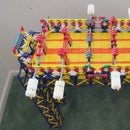 K'nex Foosball Table