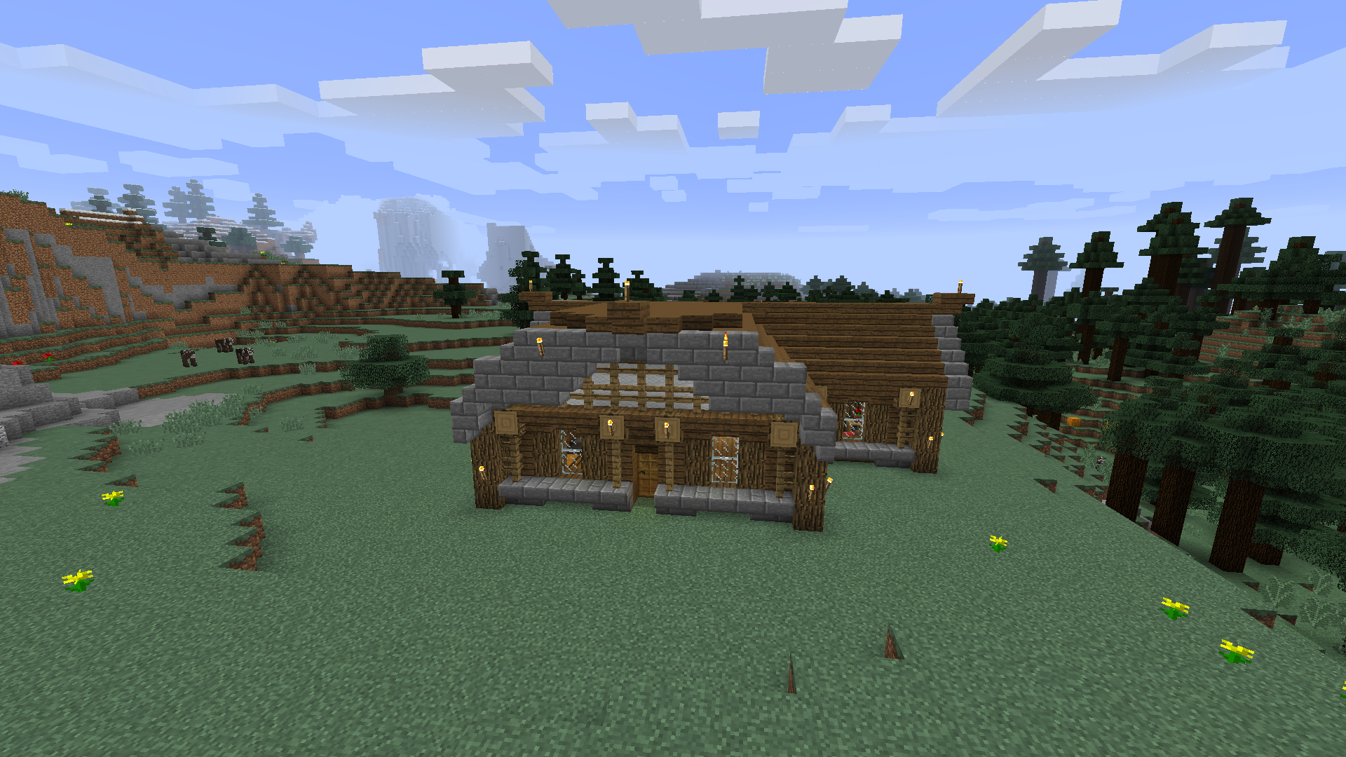Picture of How to Make a House in Minecraft