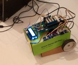 Minor Bot by Intel Edison