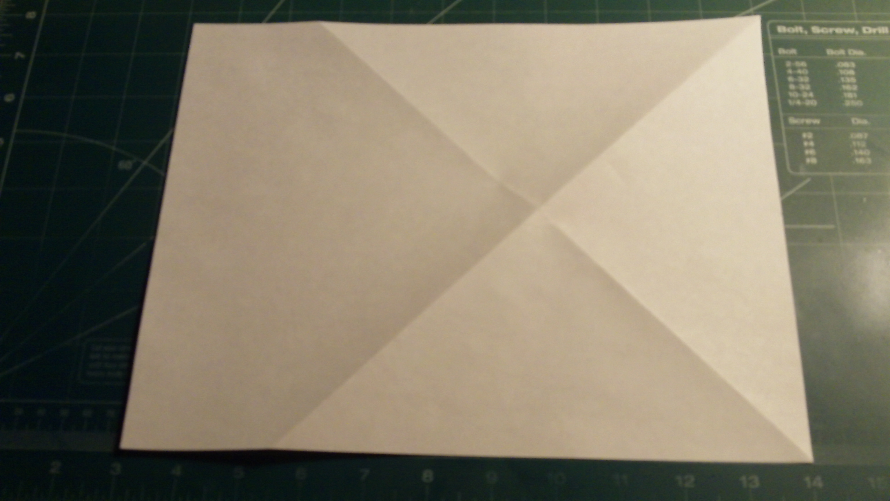 Picture of Cover Fold Preparation
