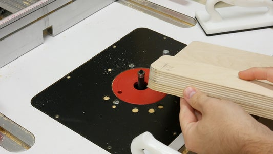 Routing the Template