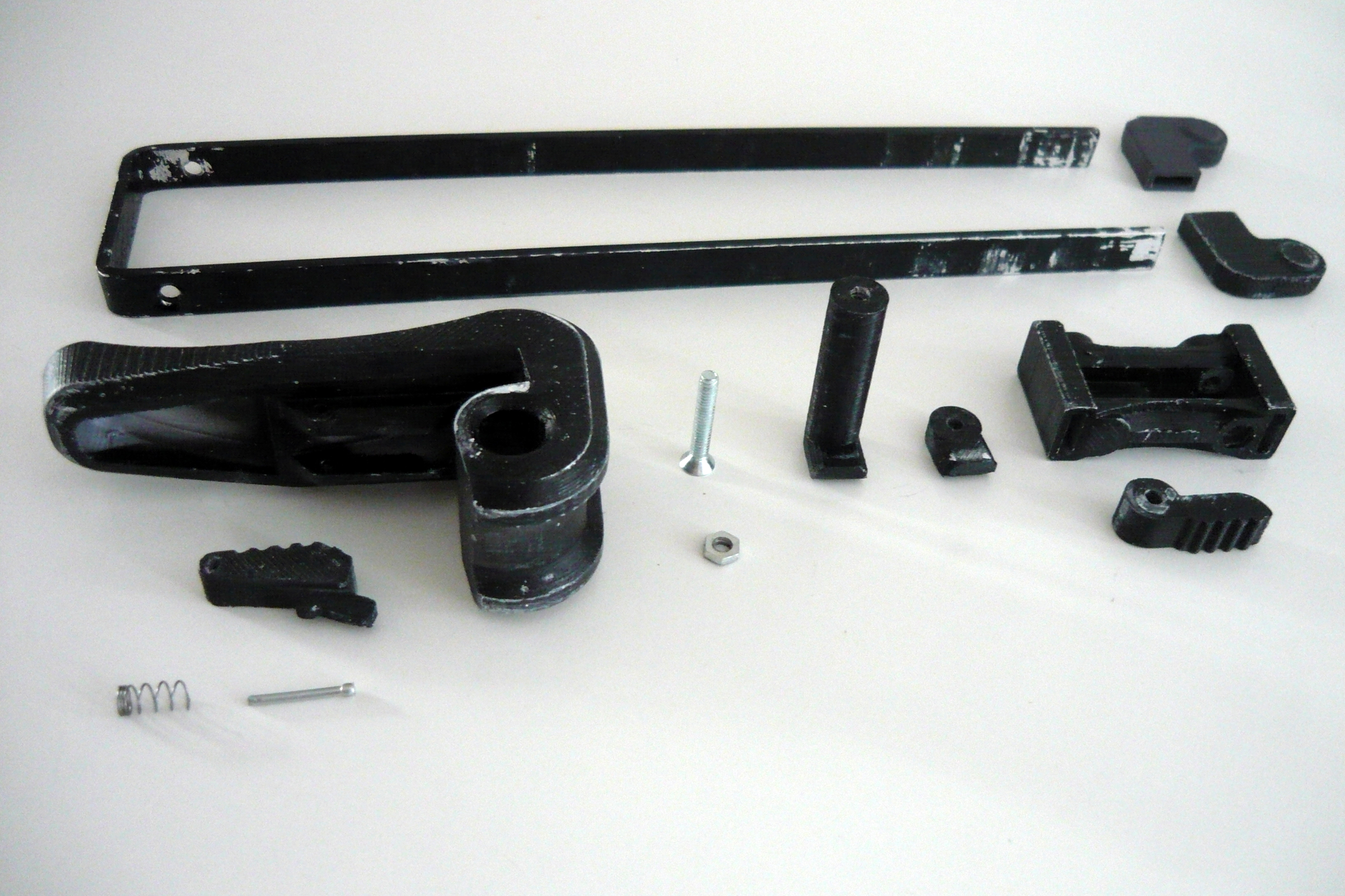 Picture of Assembly- Stock