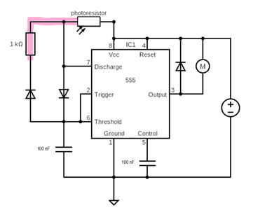 Connecting Resistors