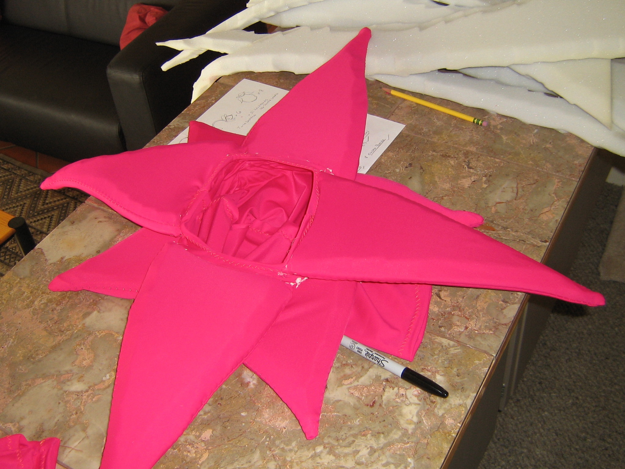 Picture of Part 2: Flower Base Assembly