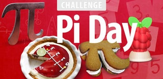 Pi Day Challenge 2016