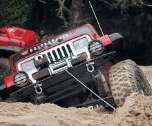 Adding a Winch to your 4X4