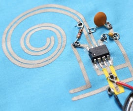 How to Work With Conductive Fabric