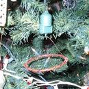 Hula Hoop Tree Ornament