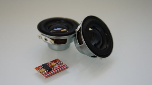 Some Useful Parts (Speakers)