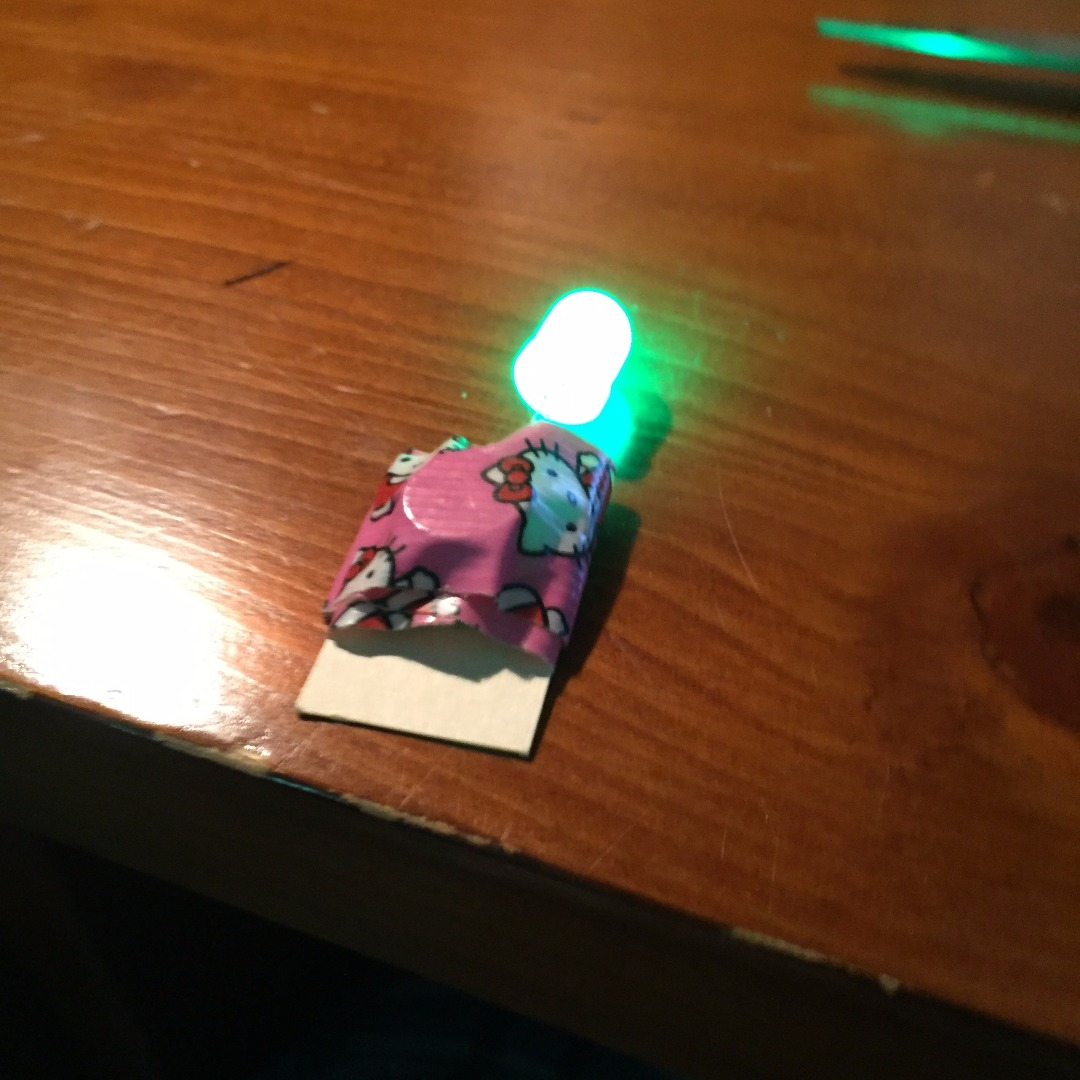 Picture of LED With Magnet