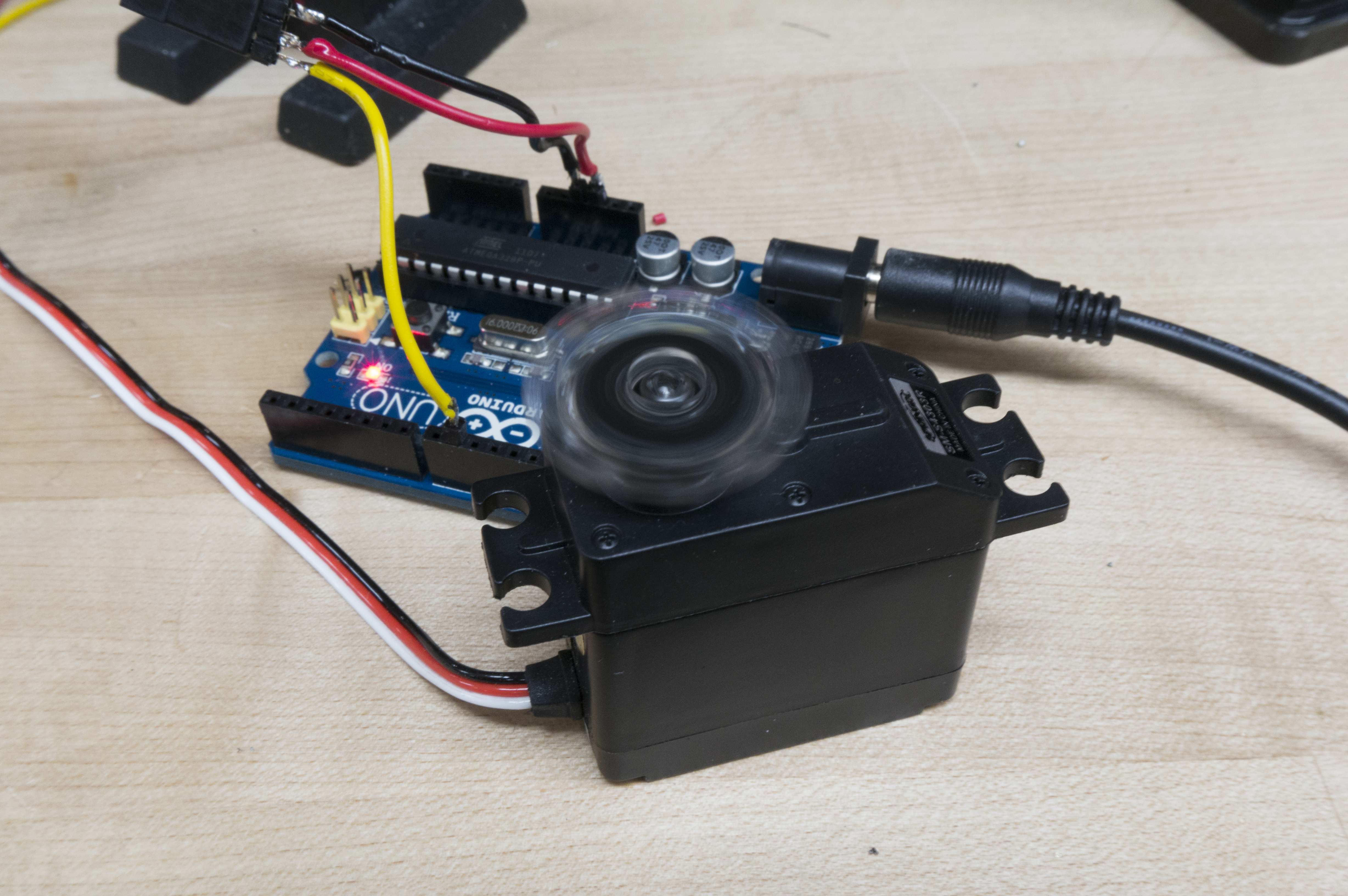 Picture of Motor.