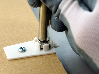 Assemble Bumper and Adhesive-Magnet
