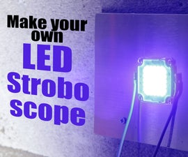 Make Your Own LED Stroboscope