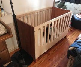 Baby Bed / Crib
