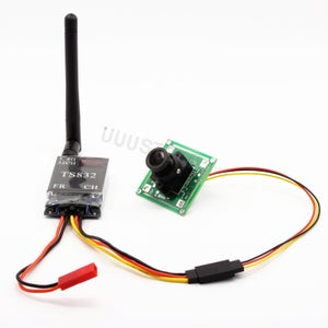 Connecting Camera to Transmitter