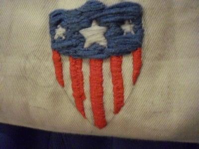 """""""Classic"""" Captain America Shield"""